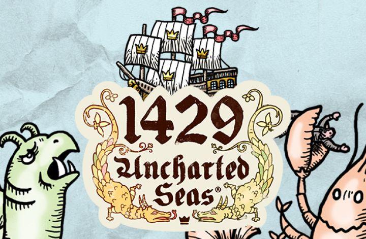 1429 Uncharted Seas Logo