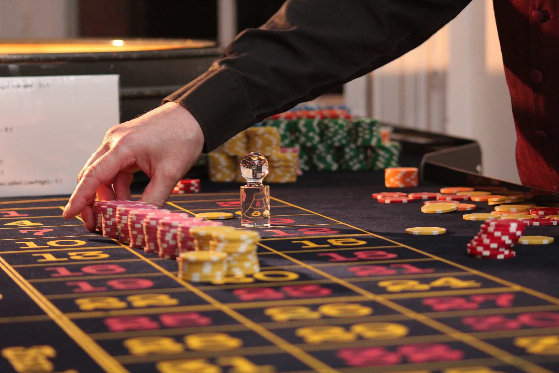 Live Online Roulette with Croupier