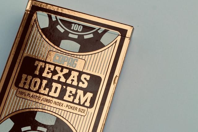 Texas Hold Em Cards